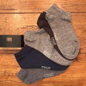 Frye Accessories - FRYE SUPERSOFT SOCKS